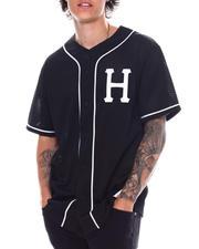 HUF - HARLEM BASEBALL JERSEY-2528493