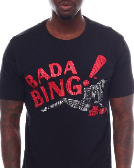 deKryptic - Bada Bing Embellished Tee