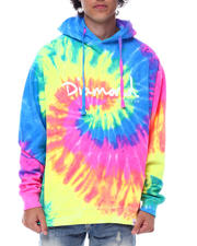 Diamond Supply Co - SCRIPT HOODIE-2528005