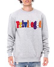 Sweatshirts & Sweaters - Priviledge Crewneck Sweatshirt-2529526