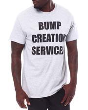 Men - Bump Creation Service Tee-2527767
