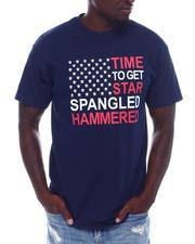 Men - Star Spangled Hammered Tee-2528038