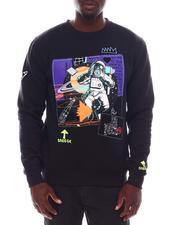 Sweatshirts & Sweaters - Astronaut Crewneck Sweatshirt-2529538