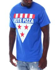 Men - Vote Pizza Tee-2527749