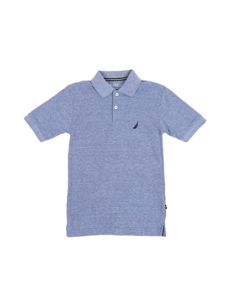 Nautica - Anchor Polo Deck Shirt (8-20)