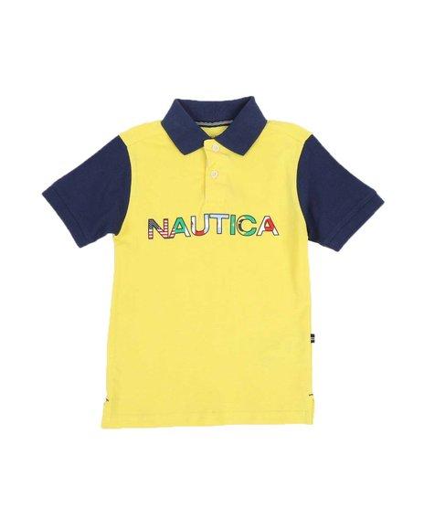 Nautica - Logo Polo Shirt (4-7)