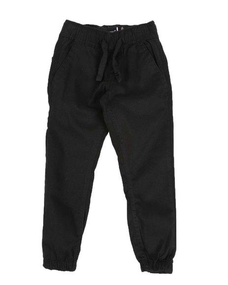 Akademiks - Stretch Twill Jogger Pants (2T-4T)