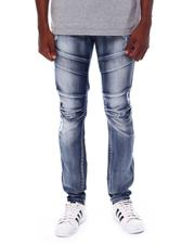 WT02 - Moto Stretch Front Flap Jean-2526909