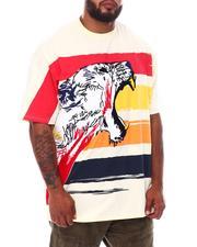 Makobi - Paint Stroke Tiger T-Shirt (B&T)-2530240