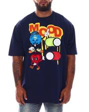 Makobi - Animated Mood T-Shirt (B&T)-2530349