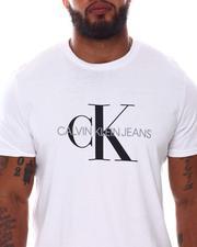Calvin Klein - SS Monogram Logo Tee-2530221
