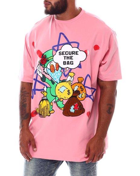 Makobi - Secure The Bag T-Shirt (B&T)