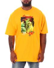 LRG - Greetings From Jamaica T-Shirt (B&T)-2530679