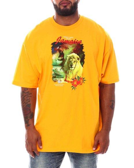 LRG - Greetings From Jamaica T-Shirt (B&T)
