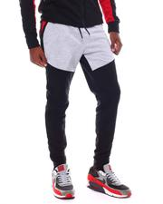 WT02 - COLOR-BLOCK TECH FLEECE PANTS-2530682