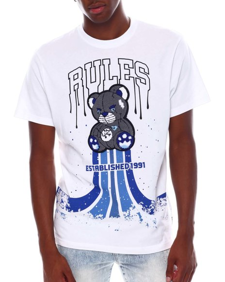 Buyers Picks - Rules Bear Chenille Tee
