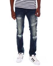 WT02 - Skinny Fit Ripped Jean-2530946