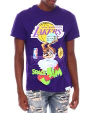 Diamond Supply Co - Taz Space Jam LAKERS TEE-2529969