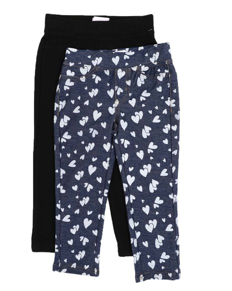 BCBGirls - Leggings Twin Pack (2T-4T)