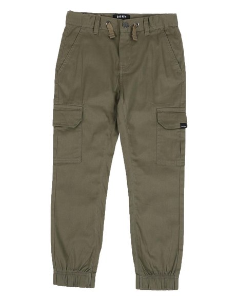 DKNY Jeans - Cargo Stretch Twill Jogger Pants (8-20)