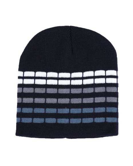 Buyers Picks - Multi Striped Beanie