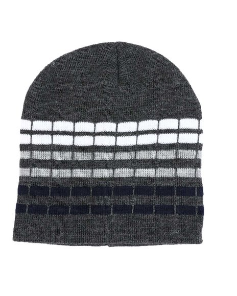 Buyers Picks - Multi Striped Beanie