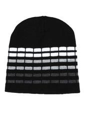 Fashion Lab - Multi Striped Beanie-2529762