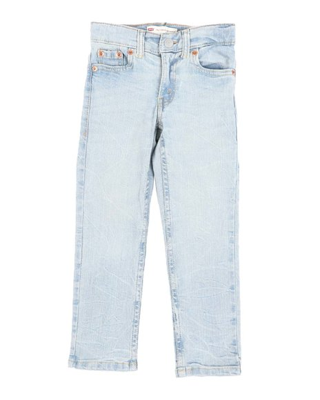 Levi's - 502 Regular Taper Fit Jeans (4-7)