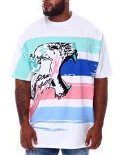 Makobi - Paint Stroke Tiger T-Shirt (B&T)-2530225