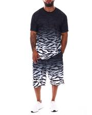 Buyers Picks - Tiger Neon Camo T-Shirt & Shorts Set (B&T)-2530674
