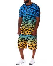Buyers Picks - Tiger Neon Camo T-Shirt & Shorts Set (B&T)-2530687