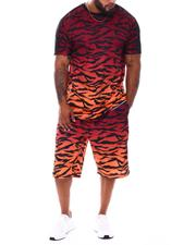 Buyers Picks - Tiger Neon Camo T-Shirt & Shorts Set (B&T)-2530695