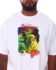 LRG - Greetings From Jamaica T-Shirt (B&T)-2530707