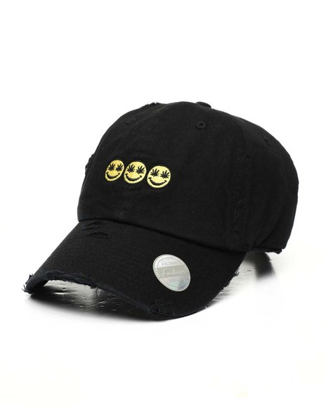 Buyers Picks - Triple Smiley Dad Cap