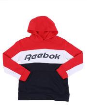 Reebok - Fleece Logo Hoodie (8-20)-2525454