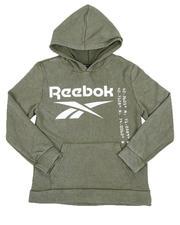 Reebok - Reebok Logo Pullover Hoodie (8-20)-2525872