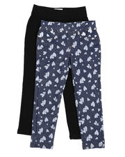 BCBGirls - Leggings Twin Pack (4-6X)-2527274