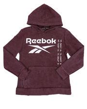 Reebok - Reebok Logo Pullover Hoodie (8-20)-2527595