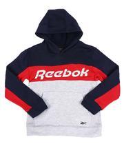 Reebok - Fleece Logo Hoodie (8-20)-2525481
