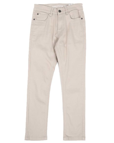 Nautica - Miles 5 Pocket Pants (8-18)