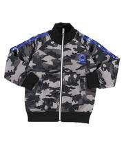 Akademiks - Neoprene Taped Side Jacket (4-7)-2529279