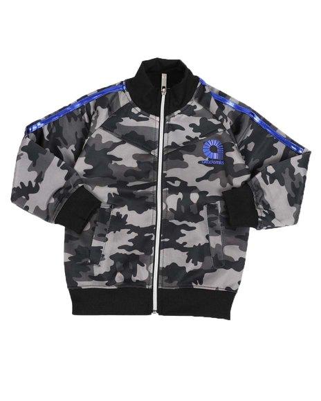 Akademiks - Neoprene Taped Side Jacket (4-7)