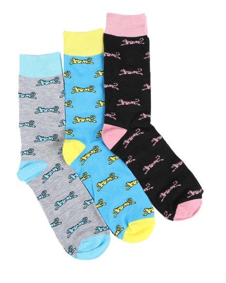 Buyers Picks - Le Tigre 3Pk Dress Socks