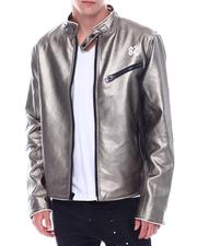 Create 2MRW - BIKER P/U LEATHER JACKET-2530814