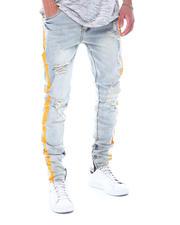 DJPremium - Contrast Side Stripe Jeans-2531478