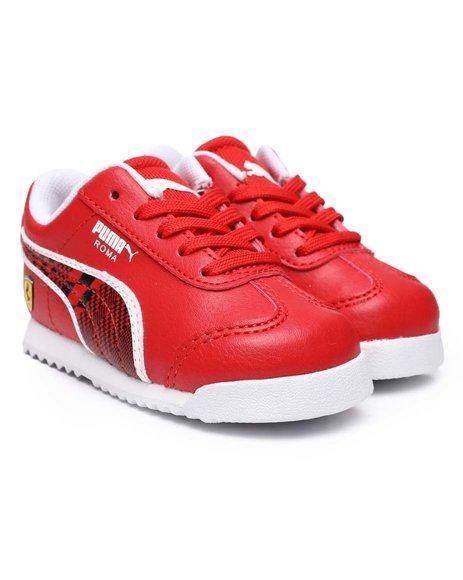 Puma - Scuderia Ferrari Roma Sneakers (4-10)