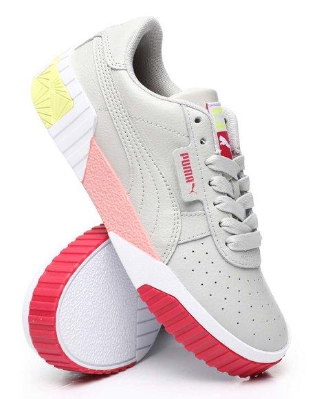 Puma - Cali Summer Splash Jr Sneakers (4-7)