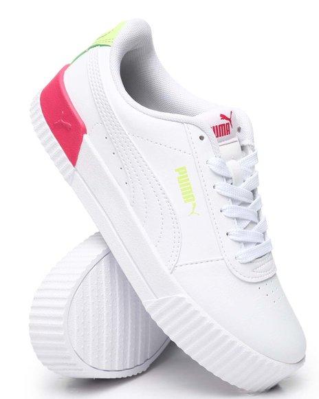 Puma - Carina Vivid Jr Sneakers (4-7)