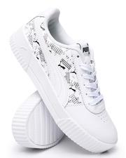 Puma - Carina Hand Drawn Jr Sneakers (4-7)-2532280