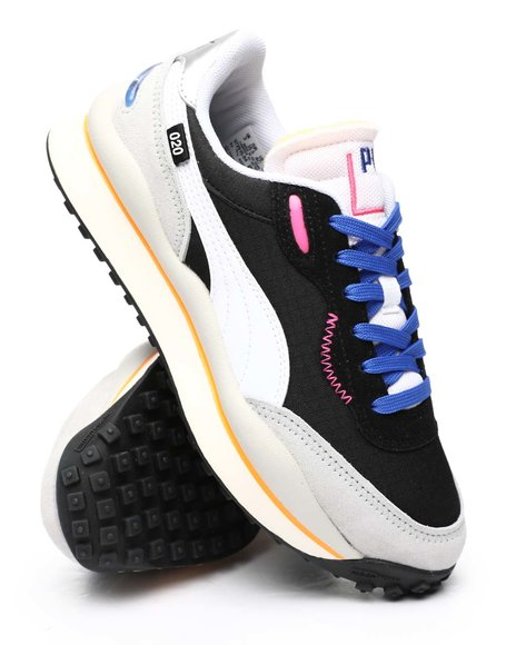 Puma - Style Rider Play On Jr Sneakers (4-7)
